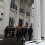 ''OBYWATEL ŚWIATA, MŁODY DYPLOMATA'' - WIZYTA W AMBASADZIE BELGII